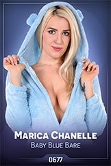 Marica Chanelle / Baby Blue Bare