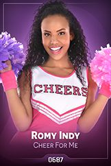 Romy Indy / Cheer For Me