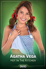 Agatha Vega / Hot In The Kitchen