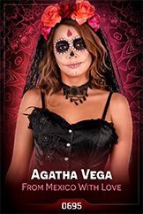 Agatha Vega / From Mexico With Love