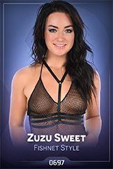 Zuzu Sweet / Fishnet Style