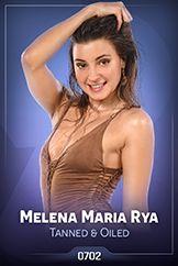 Melena Maria Rya / Tanned & Oiled