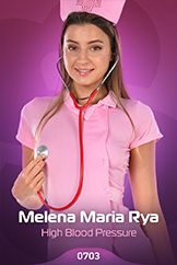Melena Maria Rya / High Blood Pressure