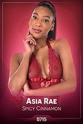 Asia Rae / Spicy Cinnamon