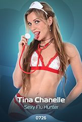 Tina Chanelle / Sexy Flu Hunter