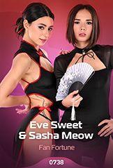 Eve Sweet & Sasha Meow / Fan Fortune