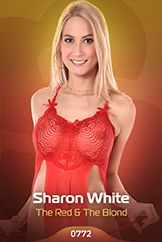 Sharon White / The Red & The Blond