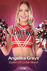 Angelika Grays / Queen Of Locker Room