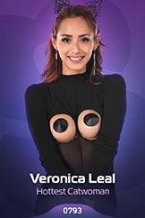 Veronica Leal / Hottest Catwoman