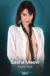 Sasha Meow / Night Date