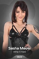 Sasha Meow / Whip It Hard