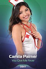 Camila Palmer / You Give Me Fever