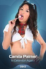 Camila Palmer / In Detention Again !